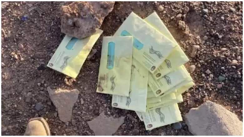 Lost Discarded Ballots Found Thrown Out