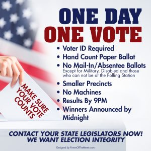 One Day One Vote
